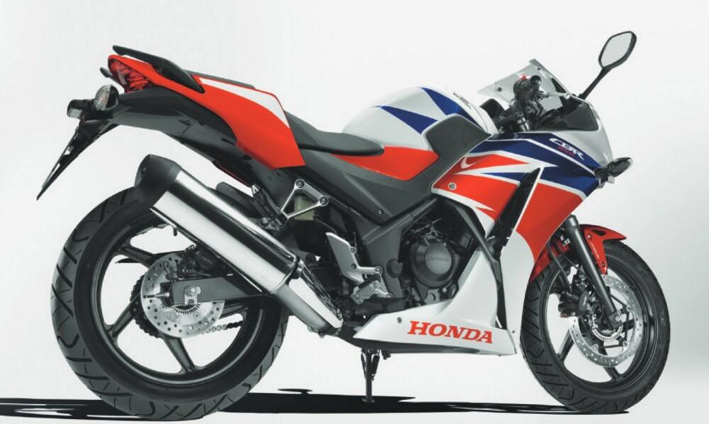 Honda CBR300R. FOTO: Produsent