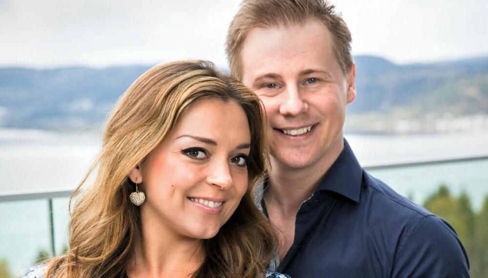 BABYDANS: Elena og Lars Alexander Bokoreva Wiulsrud, venter sitt første barn i mai.