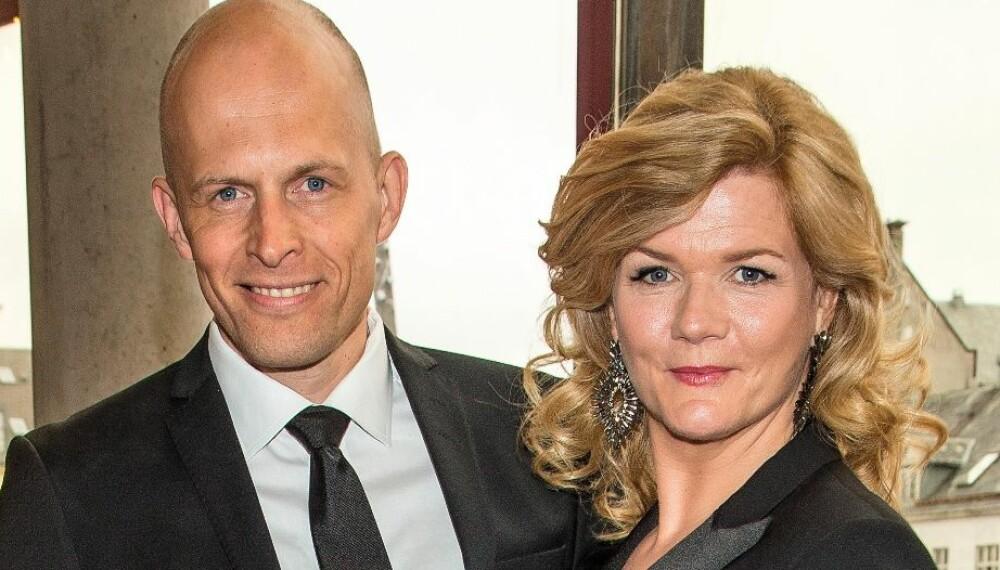 TALKSHOWDRONNINGEN: Den femdobbelte Gullruten-vinneren Anne Lindmo legger ikke skjul på at ektemannen Hasse Lindmo betyr mye for henne.