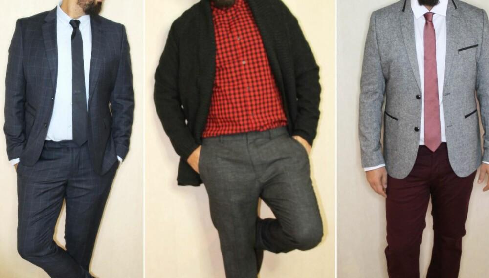 JOBBINTERVJU: - Hvis miljøet krever slips, så velg en farge du kler, men ikke rødt, sier Schaathun.
