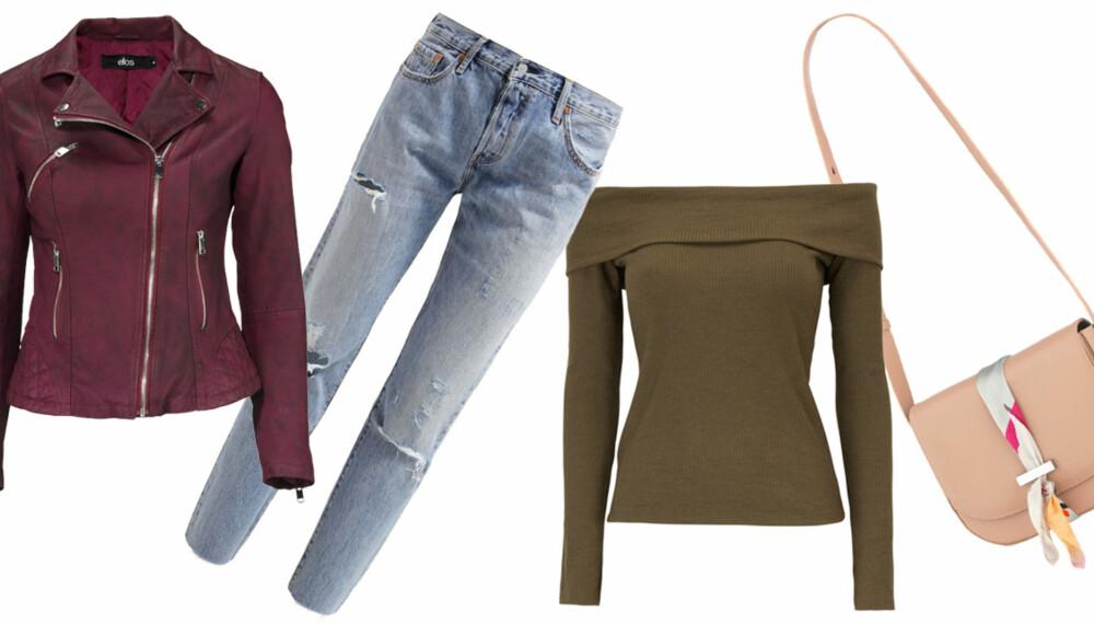 VÅRTRENDER: Ah, endelig kan vi fylle opp garderoben med nye, herlige vårplagg! Sjekk ut noen av vårens trender nederst i saken.