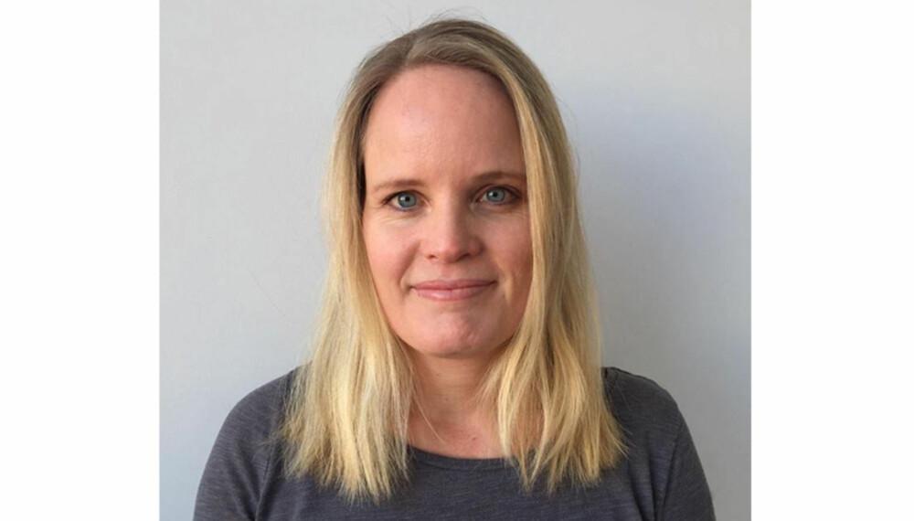 ØNSKET SEG KLASSISK KLESSTIL: - Nå som barna mine begynner å bli litt eldre, har jeg lyst til å kle meg mer voksent. Gjerne i kjole og skjørt, sier Ida (40). FOTO: Lars Evanger