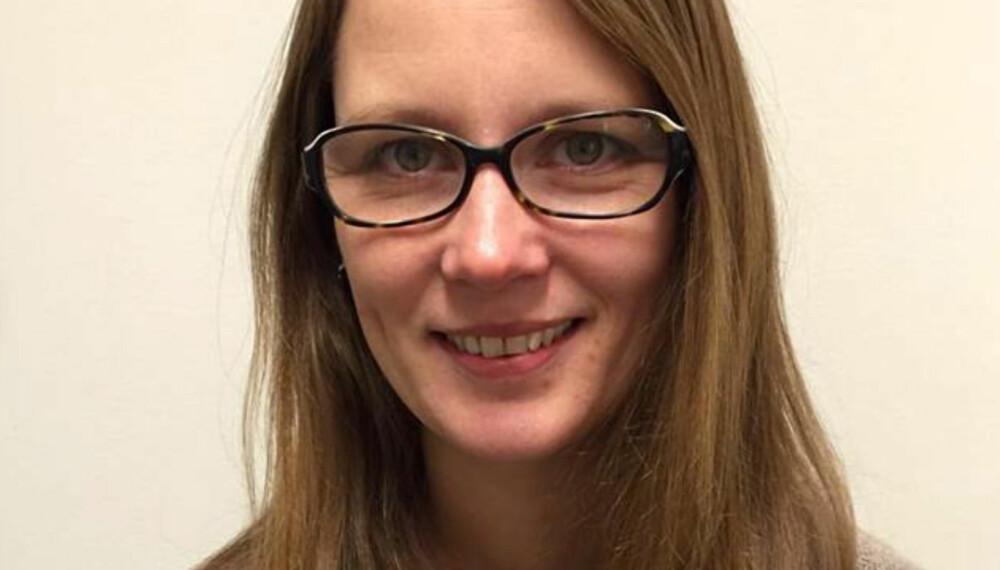 ØNSKET NOE HELT NYTT: Rådgiver i Norges  vassdrags- og energidirektorat (NVE) Inger Helene Waagaard Riddervold slet med å komme på spennende antrekk. Hun fikk hjelp av Kamille sitt bli ny-team!