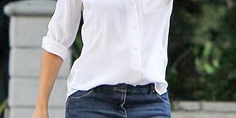 JOBBGARDEROBE: For en perfekt jobbgarderobe er det nødvendig med en god basisgarderobe, som sorte og blå jeans, enkle gensere i god kvalitet og hvite skjorter.