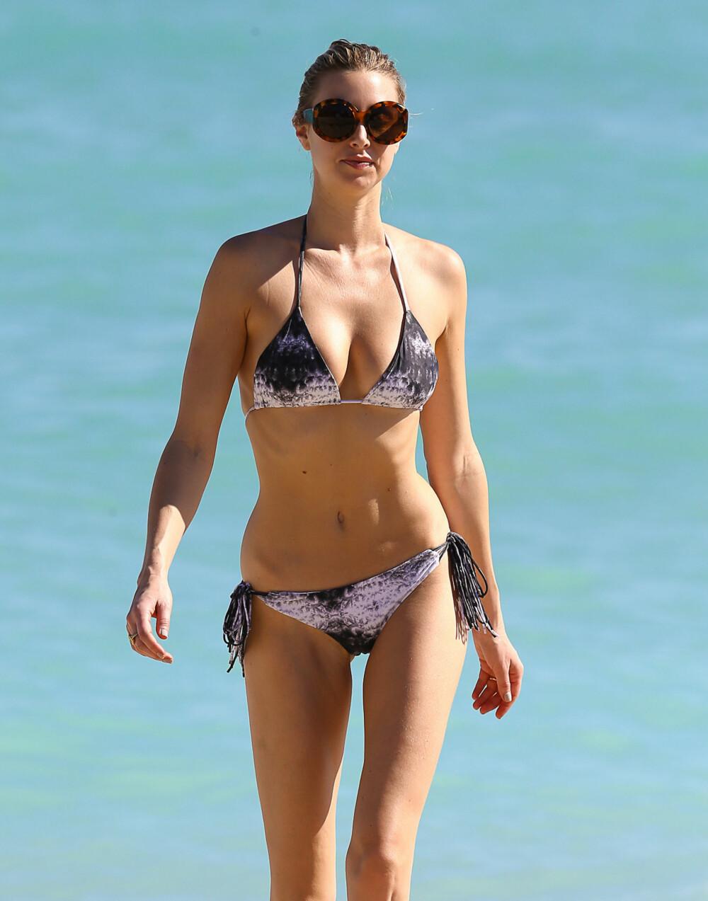 SE ETTER DETTE: En bikini skal ikke være for stram, og sørg for at bikiniskålen sitter som den skal.