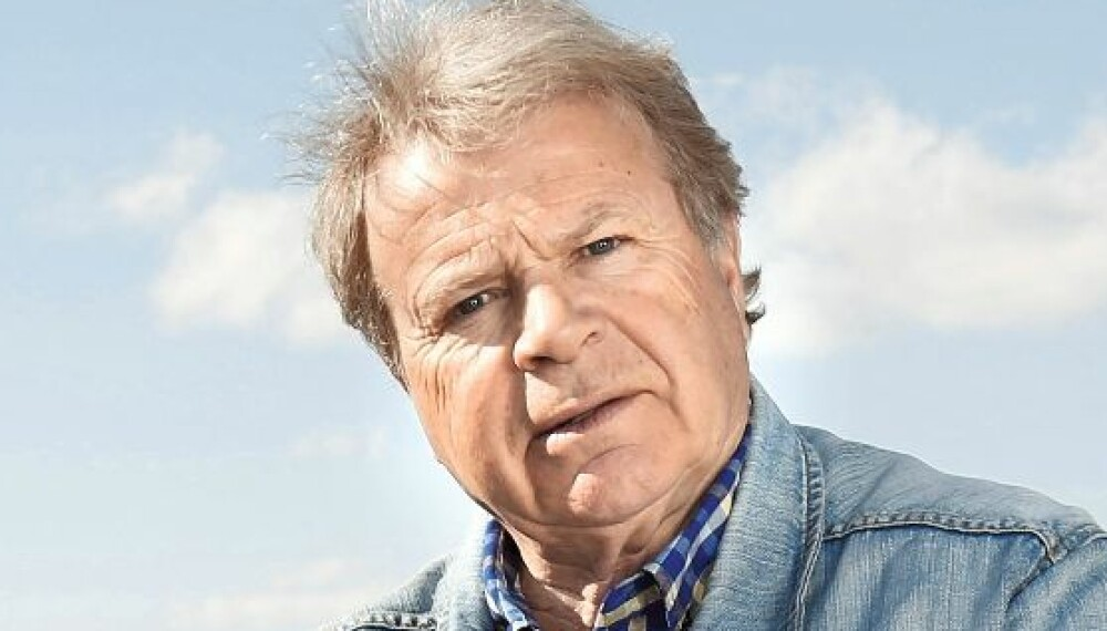 DYSTRE TALL: Skuespiller Geir Børresen har opplevd å miste ti nære venner i lungekreft. Han mener røyking er årsaken til den dystre statistikken.