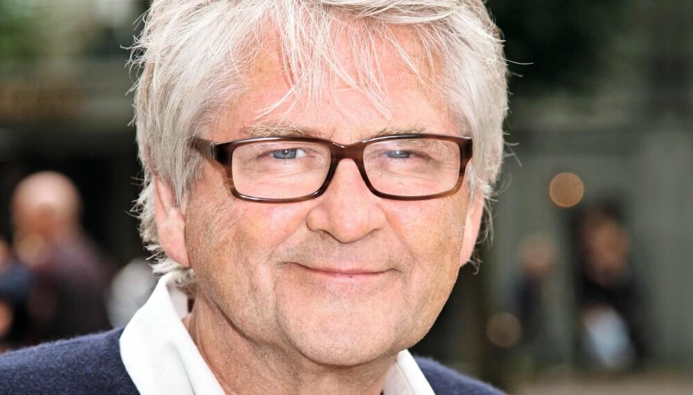 TAKKNEMLIG: Nils Vogt fikk muligheten til å snappe opp mange triks da han jobbet med skuespilleren, komikeren og teatersjefen Leif Juster. – Jeg satte veldig pris på ham, sier Nils til Her og Nå.