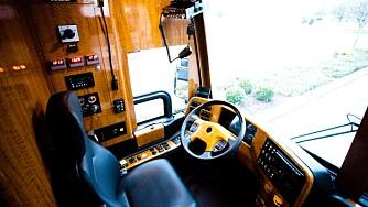 EGNE SJÅFØRER: Hemphill Brothers Coach Company har over 100 sjåfører ansatt, siden de stort sett driver med utleie.