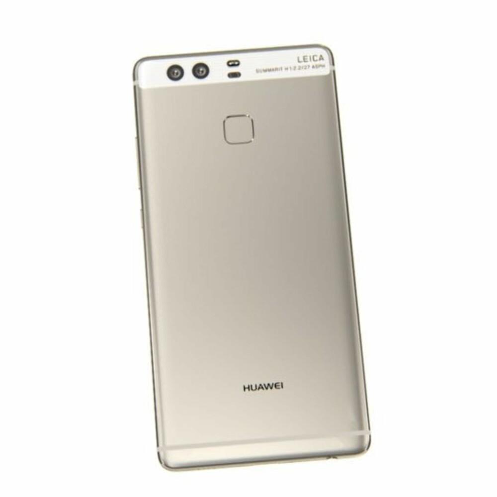 LEICA: Huawei har inngått et samarbeid med Huawei om kamerabiten på P9.