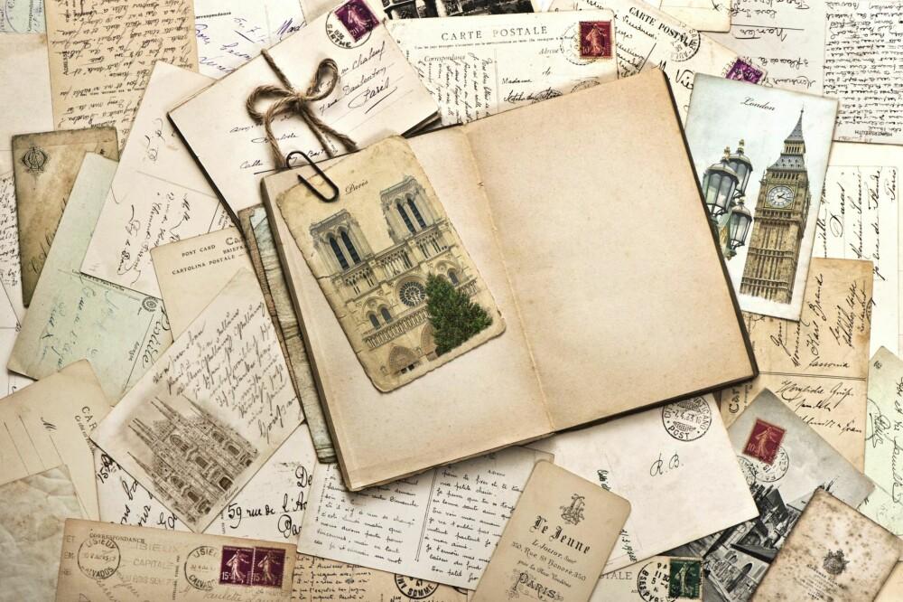 PERSONLIG HILSEN: Ta en digital pause i hverdagen, og benytt sjansen til å skrive et hyggelig brev eller kort til venner og familie. Hadde ikke du satt pris på en håndskreven hilsen?