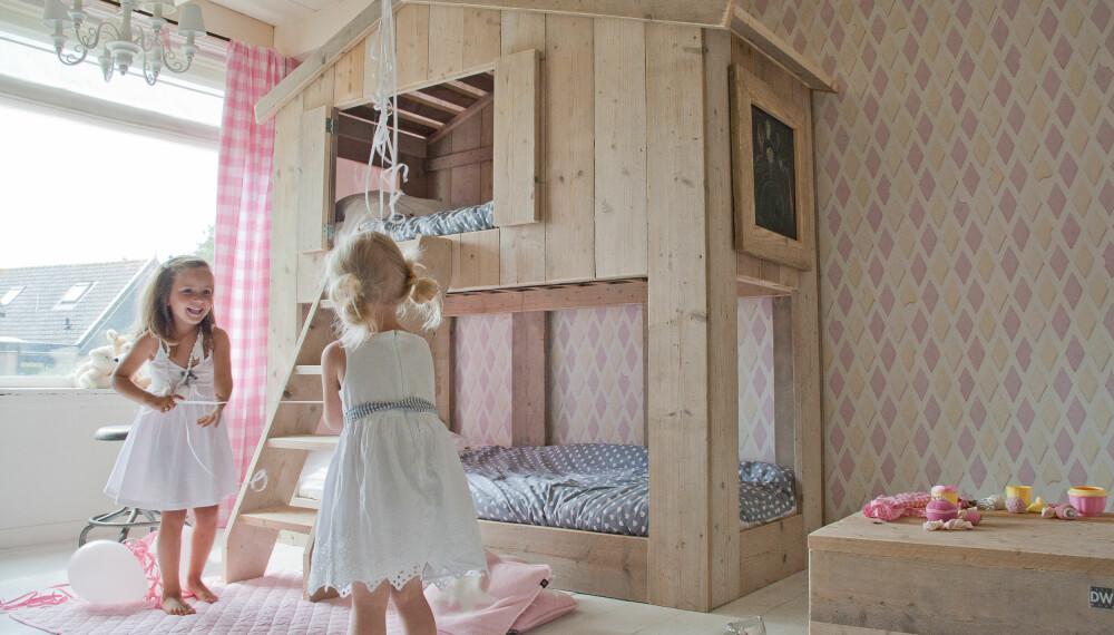 Strålende Bygg en kul barneseng - Bo Bygg og Bolig VT-78