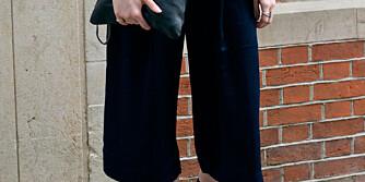 DROPP DETTE: Ønsker du å kle deg høyere, bør du unngå kulotter og horisontale striper – som har motsatt effekt.