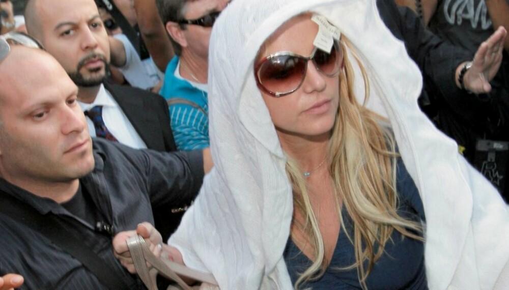 PERMANENT: Britney Spears får pappa Jamie som permanent verge.