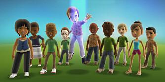 Den 19. November får du muligheten til å lage din egen avatar på Xbox 360.