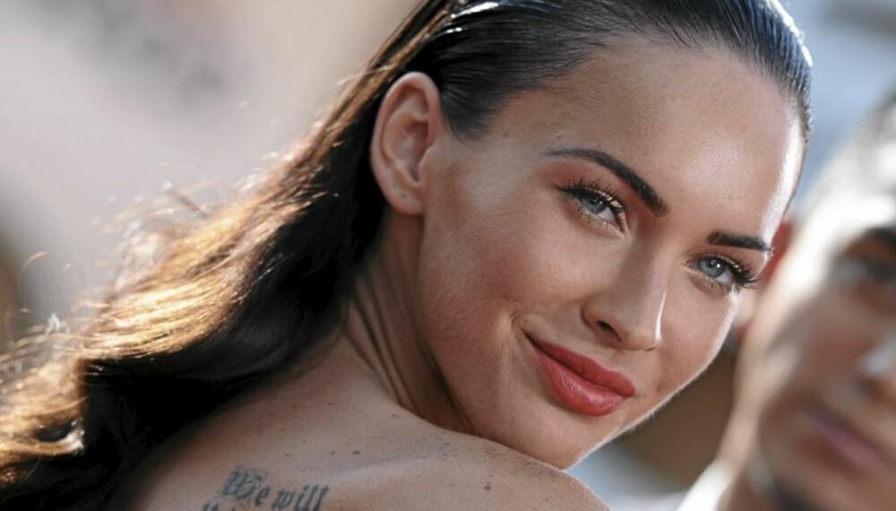 INGEN BABE: Megan Fox vil ikke spille en av de små eventyrene til James Bond.