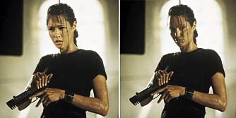 CATFIGHT OM LARA: Rollen som Lara Croft kan glippe for Angelina Jolie i den tredje «Tomb Raider»-filmen. Megan Fox seiler opp som favoritt.