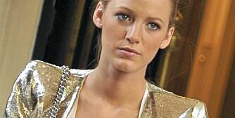 IT-JENTE: Både Blake Lively selv, og hennes rollefigur Serena Van Der Woodsen i _Gossip Girl_ er stilbevisste jenter.