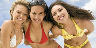 BIKINIFIN: Badetøyet er en viktig del av sommergarderoben, derfor er det viktig at den er både fin og komfortabel å ha på.