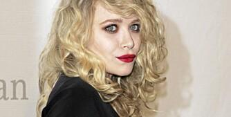 KRØLLER: Få like fine krøller som Mary-Kate Olsen.