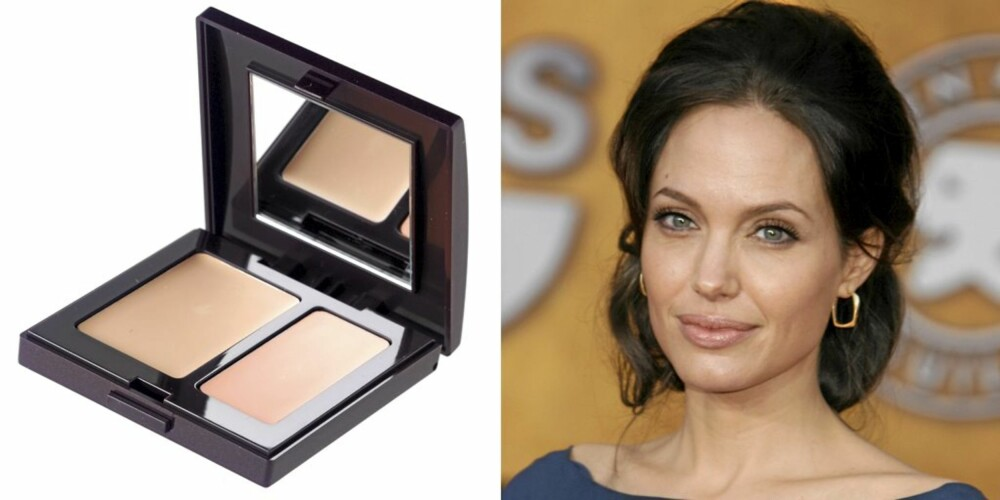 ANGELINA: Digger Laura Mercier Secret Camouflage (kr 350).