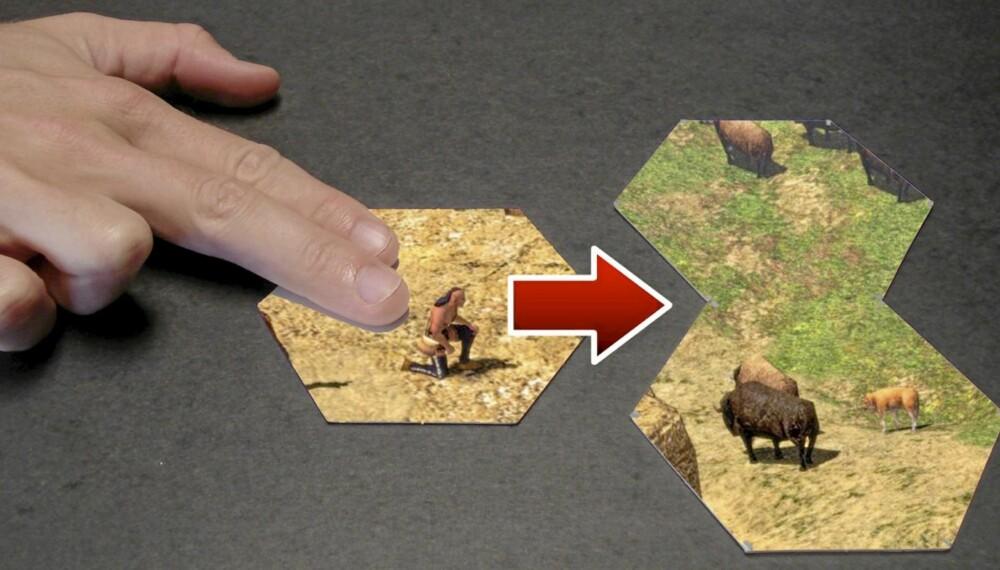 SETTLERS: Det populære brettspillet Settlers of Catan er det første som testes i digital brettspillvariant.