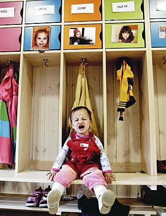 BEGRUNNER DET MED DÅRLIG ØKONOMI: Tyveri av andre barns klær fra varmeskap og garderobe blir av noen begrunnet med at de har dårligere råd enn andre foreldre.