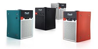 FARGERIKT: Pinell Go er tilgjengelig i fire ulike fargekombinasjoner.