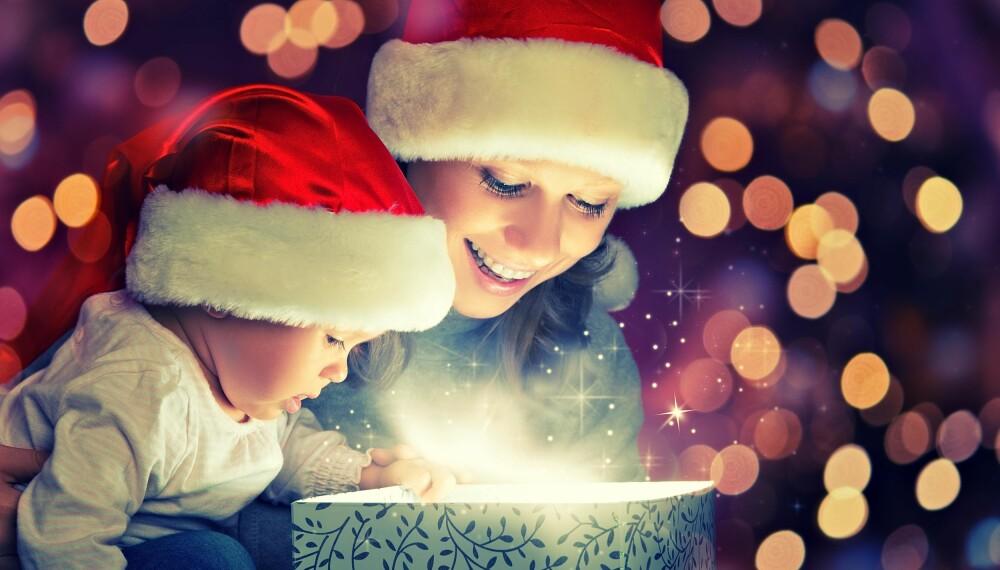 VINNERNE: Premier for over 70 000 kroner i årets julekalender til Foreldre & Barn. Bli med, nye muligheter hver dag!
