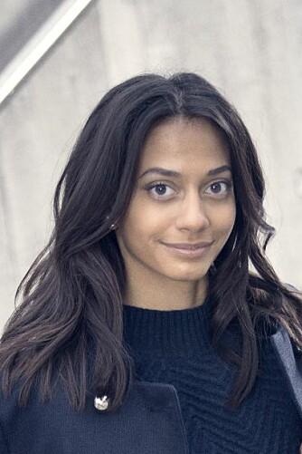 DEN FARLIGE SNUSEN: Sofia Storhaug, digitalansvarlig i Det Nye og Shape Up, sluttet med snusen og sammenligner det med å ha kjærlighetssorg.
