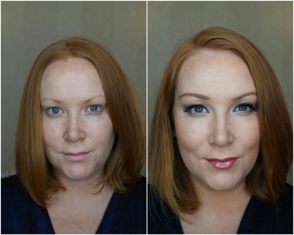 FØR/ETTER: Er det rart Adele sin sminkelook er en favoritt i vår bok?
