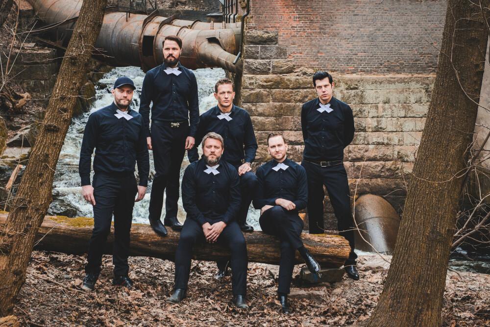 NYTT ALBUM: The Dogs slipper sitt nye album, «Swamp Gospel Promises», i dag, 4. januar.