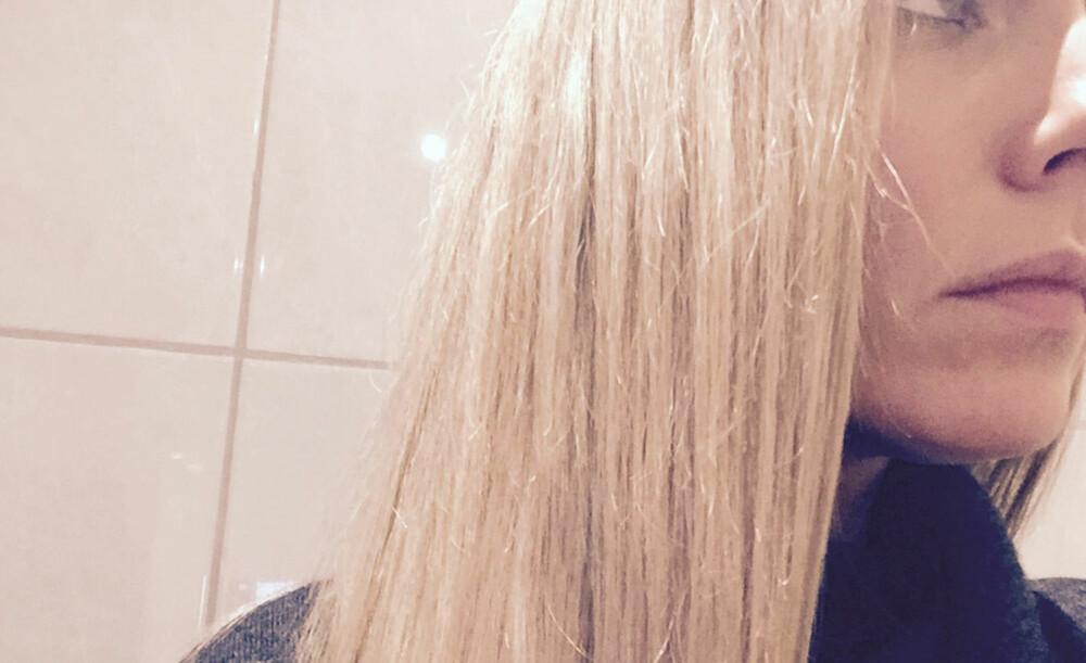 RETT OG SLETT: Ifølge frisør Sølvi Bjørnevoll, er det hår med naturlig spill som er trenden i 2016. Så selv om du bruker rettetang, la håret få henge litt tilfeldig og luftig fremfor stritt og rett ned innimellom.