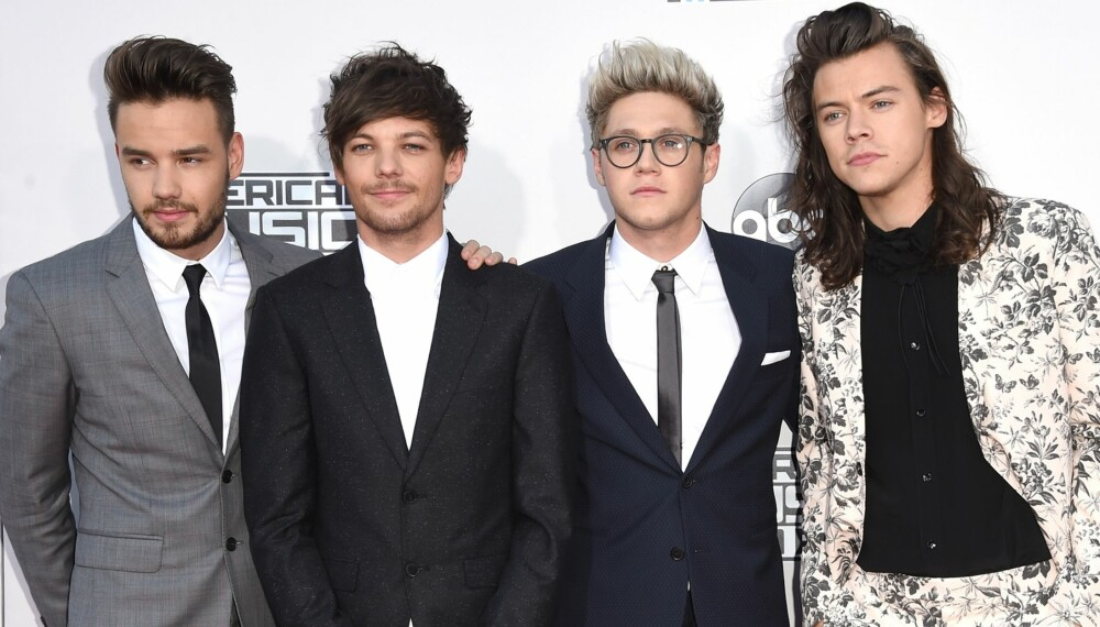 """One Direction ser like """"perfect"""" ut som alltid! FOTO: Jason Merritt/Getty Images"""