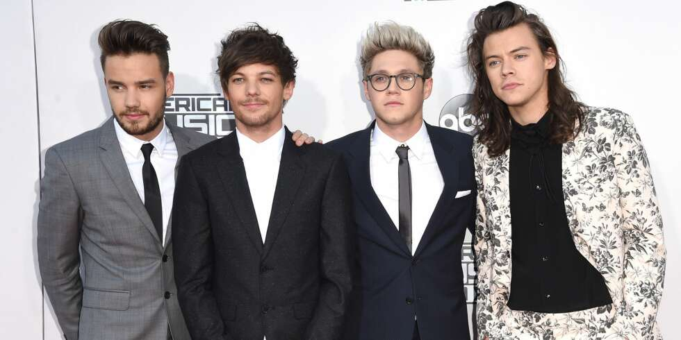 "One Direction ser like ""perfect"" ut som alltid! FOTO: Jason Merritt/Getty Images"