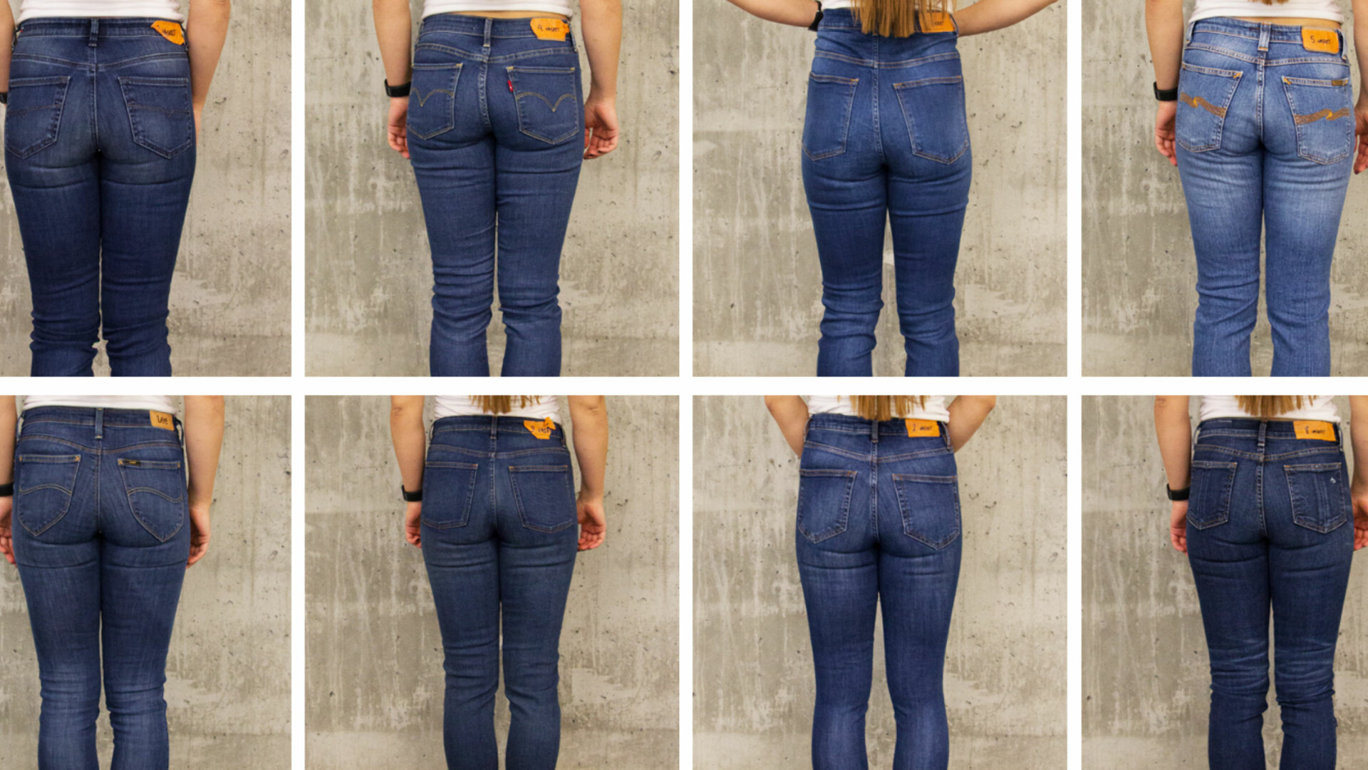 ddaca933 Test av stretch-jeans - Mote