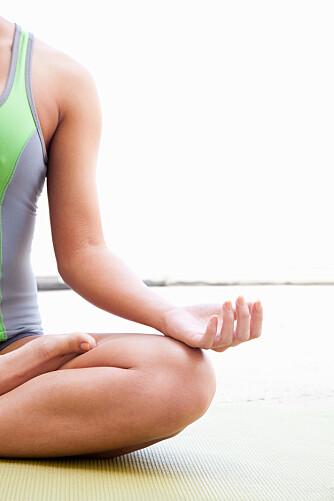 Når du mediterer, faller nervesystemet ditt til ro. Meditasjon aktiverer det parasympatiske nervesystemet − en del av nervesystemet som du ellers ikke har kontroll over.
