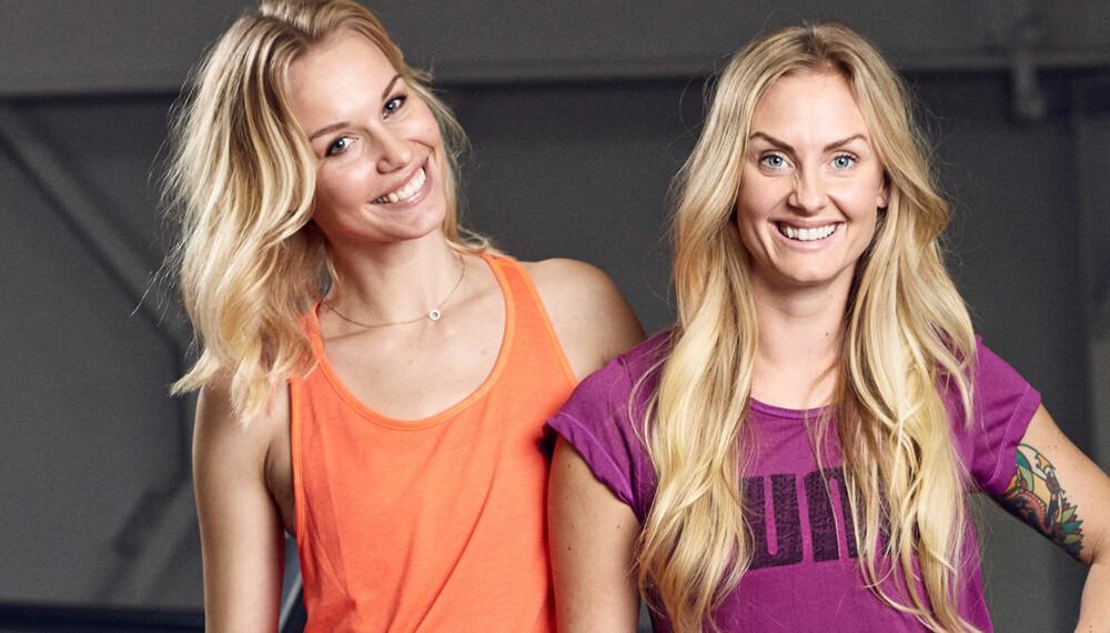 TRENINGSPODDEN FRA SHAPEUP: Karine Thyness og Silje Thorstensen leder podcasten som i liket med ShapeUp på print handler om smart mat, treningsglede og motivasjon.
