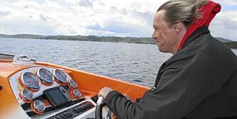 Raske båter