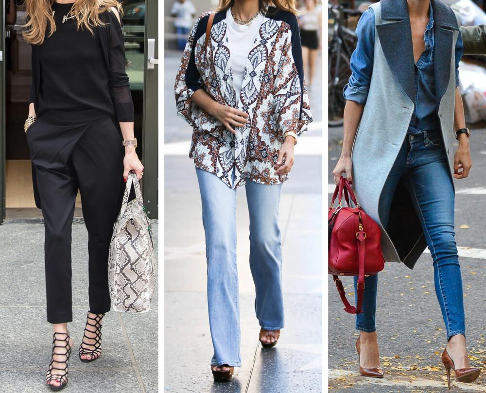 """VINNERSTILEN: - Den er safe og komfortabel samtidig som den er kul, sier stylist Elise Sandvik om """"casual chic"""", stilen som stakk av med seieren i vår avstemning."""