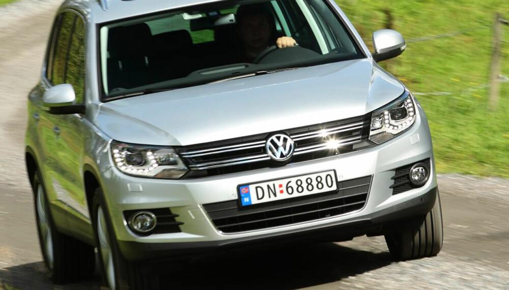 JUKSET: Volkswagen har innrømmet å ha utstyrt flere millioner biler med et jukseprogram som gjør at utslippene blir kunstig lave når bilene testes av myndighetene.