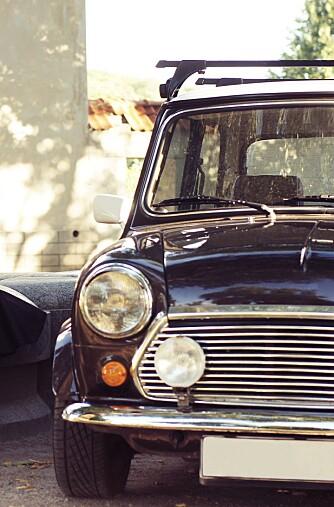 BEVARES VEL: Skal en eldre bil få anledning til å bli en klassisk veteran, må du ta godt vare på den.
