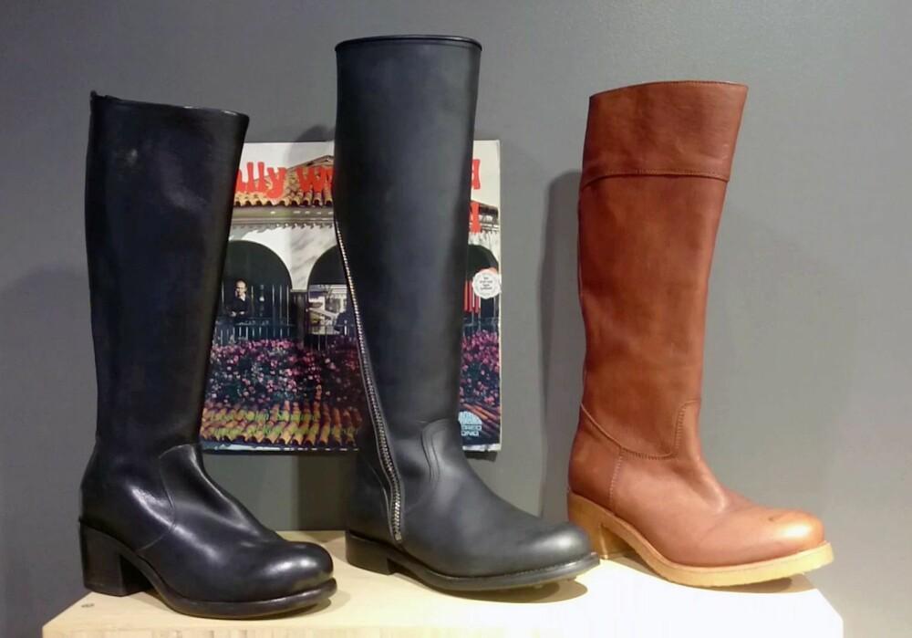 HØSTENS FINESTE STØVLETTER: Støvlettene er tilbake i motebildet, sjekk hvilke du bør gå for i høst.