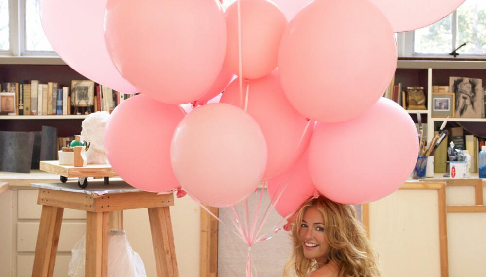 BURSDAG: Kamille fyller 10 år og vi feirer med en stor jubileumskonkurranse.