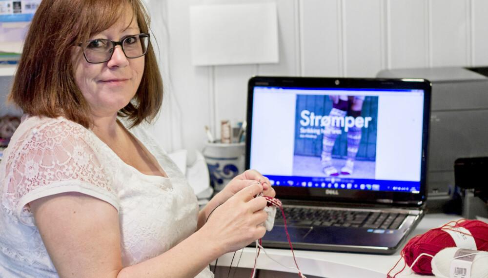 PÅ FACEBOOK: Gruppen til Britta Mikkelborg har over 40 000 medlemmer.