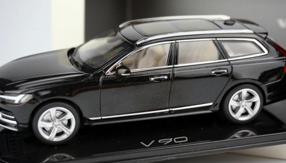 V70-ARVTAGER: Den nye V90 vil ta over for den evig populære V70. Foto: Carnewschina.com