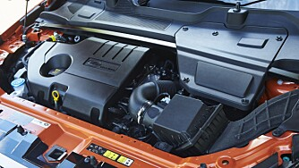 RETT MOTOR: Ingenium-motoren.