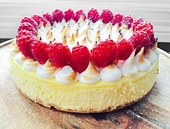 VIDUNDERLIG: Alle gode ting er tre, og denne kaken er helt uimotståelig