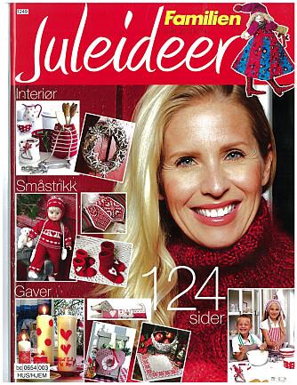 JULEIDEER 2013: Send sms med Juleideer 2013 til 2005. Du blir belastet 79 kr på din telefonregning og får tilsendt bladet.