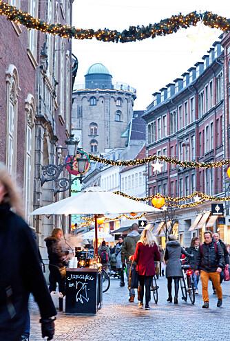 JULEHANDEL: Kanskje frister det med et cruise til København allerede før jul? Da bør du bestille turen i dag!