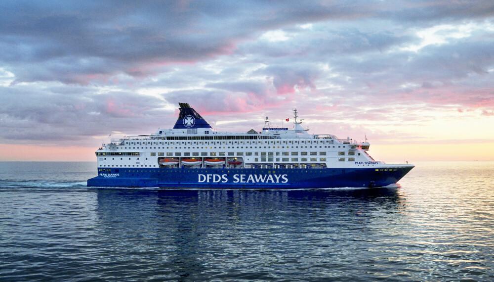 VAKKERT:  Benytt deg av Norsk Ukeblads tilbud, og nyt livet om bord over Skagerrak på Pearl Seaways eller Crown Seaways.